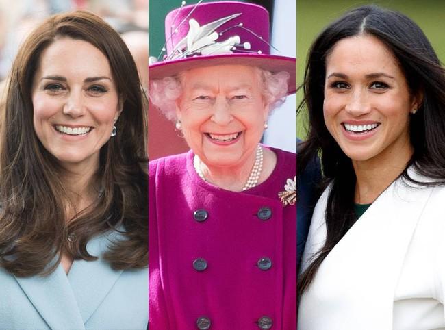 Giữa hai cháu dâu Kate và Meghan, ai là người được lòng Nữ hoàng Anh hơn cả, câu trả lời khiến ai cũng bất ngờ - Ảnh 1.