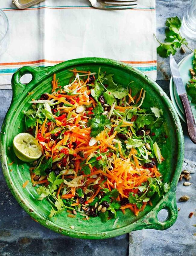 Bỏ túi ngay công thức 5 món salad siêu ngon ăn cả tuần giảm cân hiệu quả - Ảnh 5.
