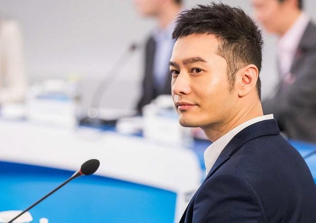 Nổi tiếng, điển trai và giàu có nhưng Huỳnh Hiểu Minh lại mong con trai lớn lên giống Angelababy - Ảnh 1.