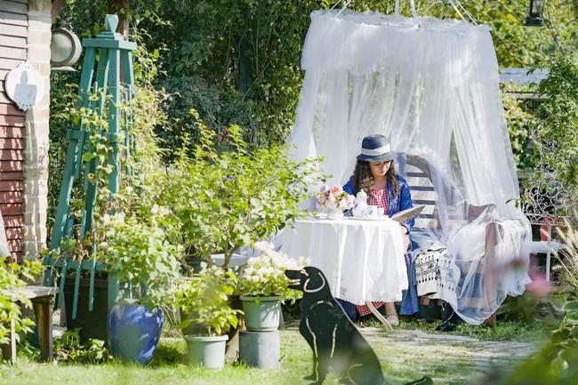 Khu vườn rộng 3000m² đẹp như cổ tích của vợ chồng 40 tuổi quyết định nghỉ hưu sớm về quê tận hưởng cuộc sống - Ảnh 6.