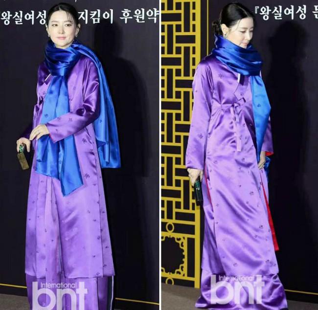 Xinh đẹp thôi chưa đủ, đây mới là điều khiến nữ thần nhan sắc nào cũng phải ghen tị với Lee Young Ae  - Ảnh 5.