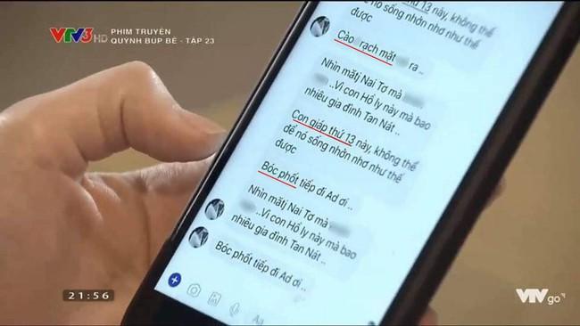 Tin nhắn khẩu nghiệp của My Sói trong Quỳnh Búp Bê đang được chia sẻ rầm rộ trên MXH - Ảnh 1.