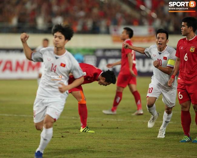 Lào 0-3 Việt Nam: Hàng công rực sáng, Việt Nam ra quân thuận lợi tại AFF Cup 2018 - Ảnh 13.