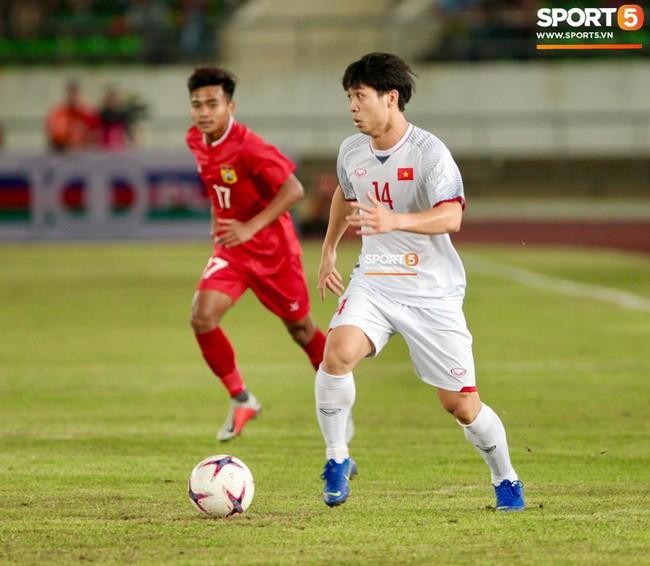 Lào 0-3 Việt Nam: Hàng công rực sáng, Việt Nam ra quân thuận lợi tại AFF Cup 2018 - Ảnh 14.