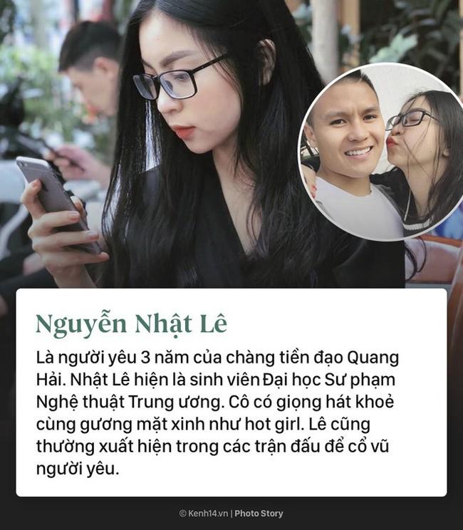 Trước thềm AFF cup 2018, điểm mặt loạt bạn gái xinh như hot girl của các tuyển thủ Việt Nam - Ảnh 2.