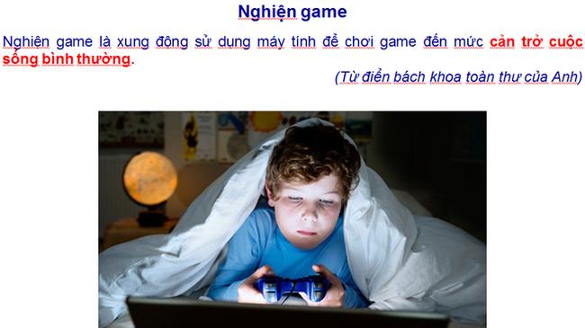 BS tâm thần khuyến cáo: Thấy con có những biểu hiện nghiện game này, cần cho nhập viện - Ảnh 2.