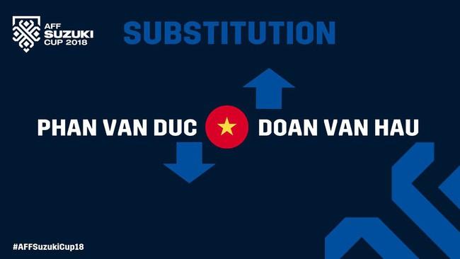 Lào 0-3 Việt Nam: Hàng công rực sáng, Việt Nam ra quân thuận lợi tại AFF Cup 2018 - Ảnh 21.