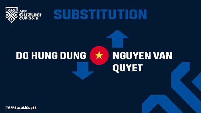 Lào 0-3 Việt Nam: Hàng công rực sáng, Việt Nam ra quân thuận lợi tại AFF Cup 2018 - Ảnh 23.