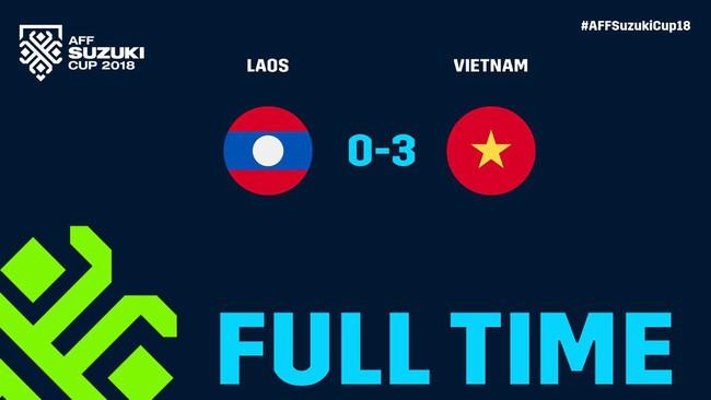 Lào 0-3 Việt Nam: Hàng công rực sáng, Việt Nam ra quân thuận lợi tại AFF Cup 2018 - Ảnh 27.