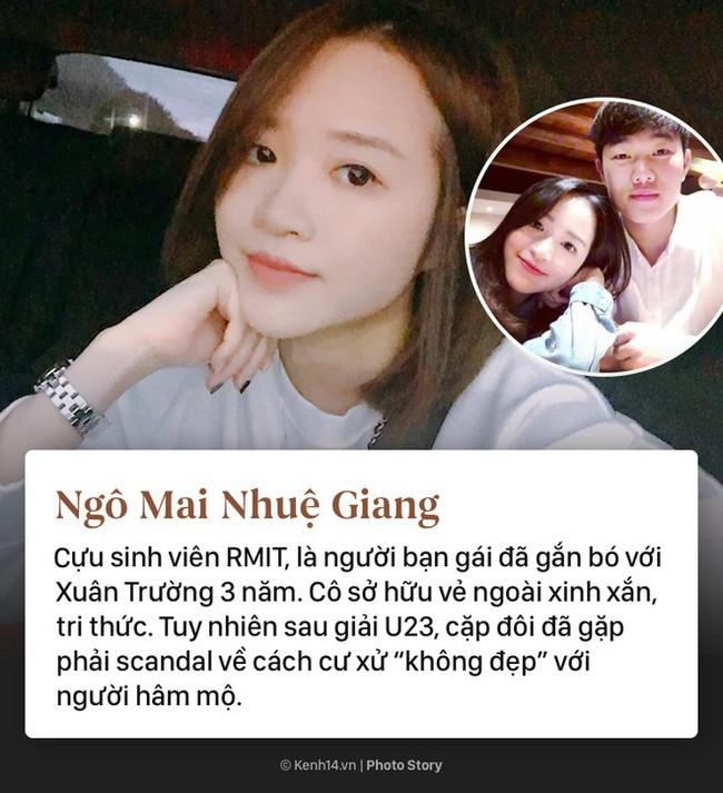 Trước thềm AFF cup 2018, điểm mặt loạt bạn gái xinh như hot girl của các tuyển thủ Việt Nam - Ảnh 3.