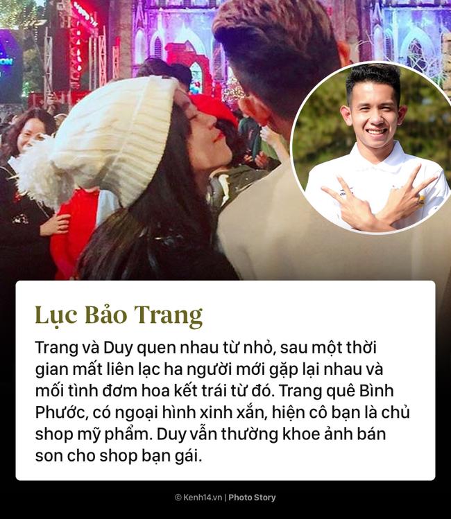 Trước thềm AFF cup 2018, điểm mặt loạt bạn gái xinh như hot girl của các tuyển thủ Việt Nam - Ảnh 6.