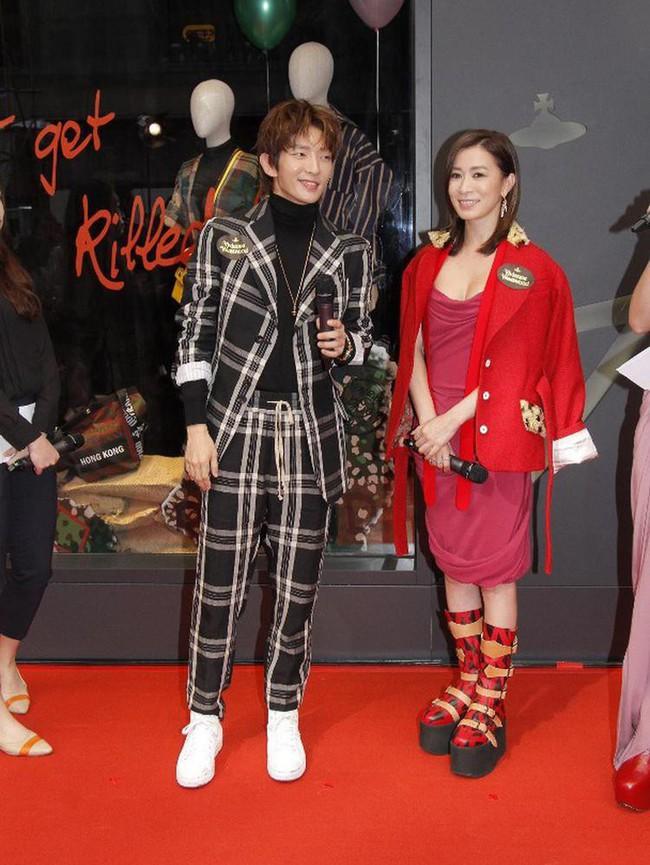 Mỹ nam xứ Hàn Lee Jun Ki hết lời ngợi khen Nhàn Phi Xa Thi Mạn, ngỏ lời tỏ tình Anh yêu em - Ảnh 5.
