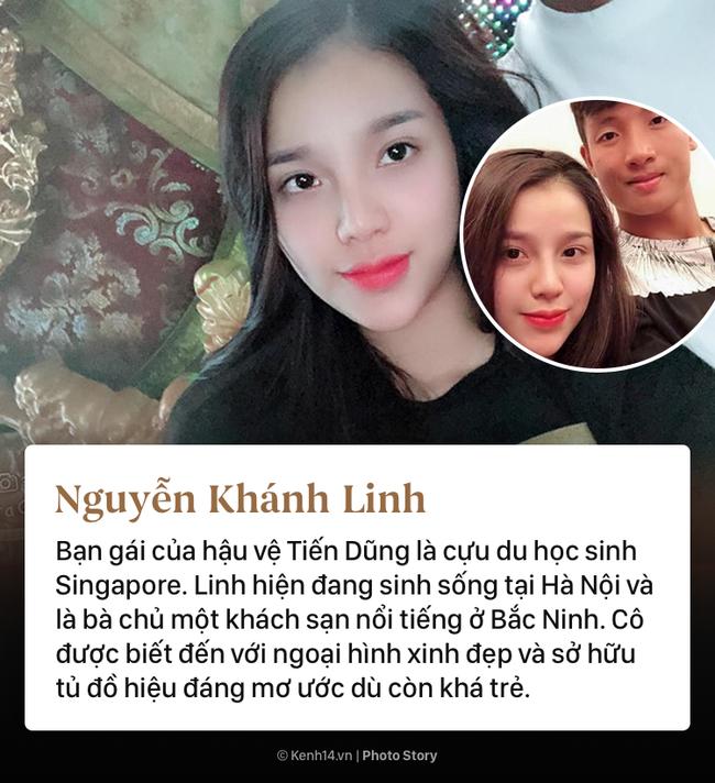 Trước thềm AFF cup 2018, điểm mặt loạt bạn gái xinh như hot girl của các tuyển thủ Việt Nam - Ảnh 12.