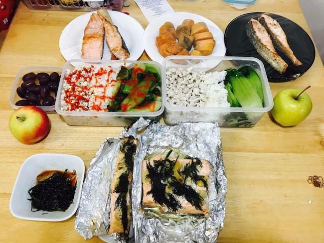 Cùng HLV tận dụng thực phẩm đang vào mùa rộ làm thực đơn giảm cân để không lo béo vào mùa lạnh - Ảnh 4.