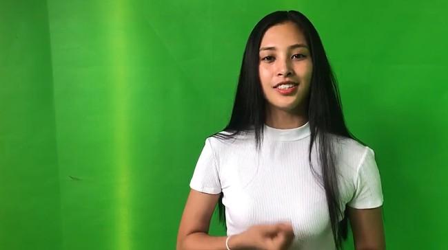 Hoa hậu Tiểu Vy bất ngờ quay clip đầy chững chạc để nói điều này với Nguyễn Thúc Thùy Tiên trước chung kết Miss International - Ảnh 3.