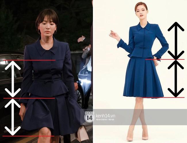 Song Hye Kyo liên tục cắt váy áo để hack dáng trong Encounter - Ảnh 6.