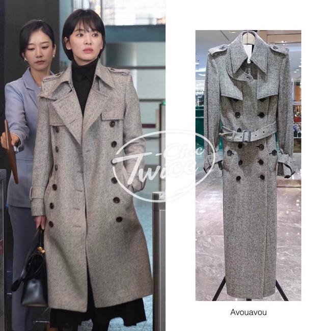 Song Hye Kyo liên tục cắt váy áo để hack dáng trong Encounter - Ảnh 8.