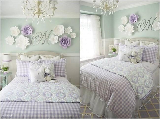 10 ý tưởng thủ công giúp trang trí tường phòng ngủ cho con bạn đẹp mê ly - xinh hết ý - Ảnh 2.