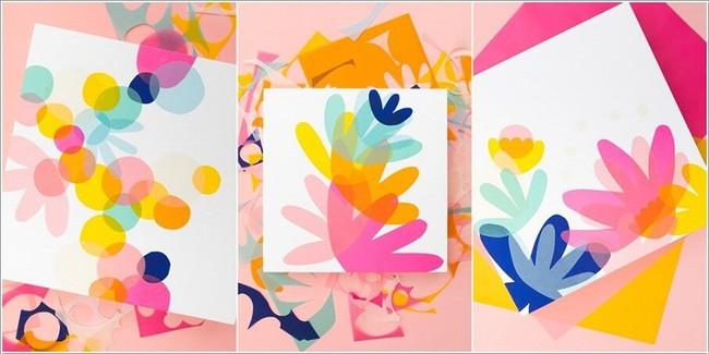 10 ý tưởng thủ công giúp trang trí tường phòng ngủ cho con bạn đẹp mê ly - xinh hết ý - Ảnh 4.