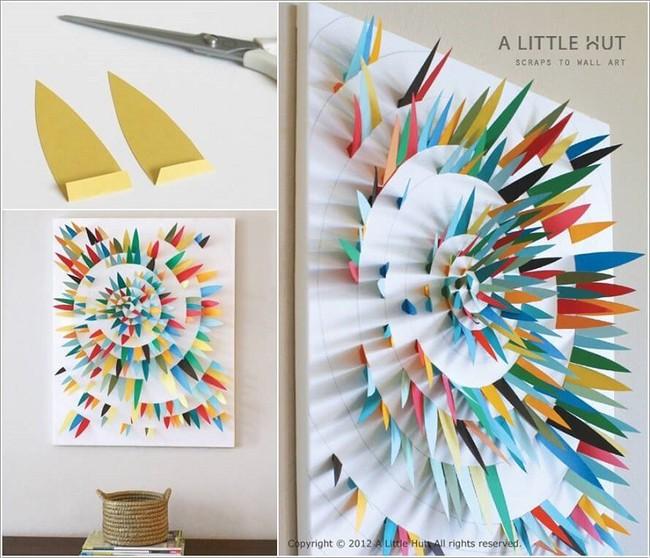 10 ý tưởng thủ công giúp trang trí tường phòng ngủ cho con bạn đẹp mê ly - xinh hết ý - Ảnh 5.