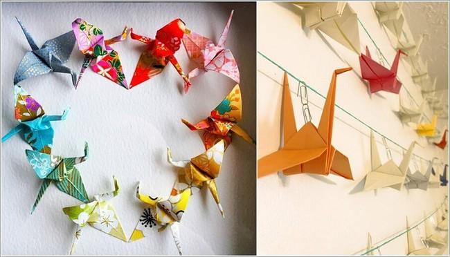 10 ý tưởng thủ công giúp trang trí tường phòng ngủ cho con bạn đẹp mê ly - xinh hết ý - Ảnh 7.