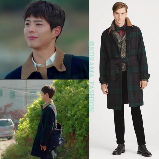 """Trong phim bị chê nghèo rớt, không xứng với """"chị tài phiệt"""" Song Hye Kyo nhưng Park Bo Gum toàn mặc đồ hiệu hết đấy - Ảnh 6."""