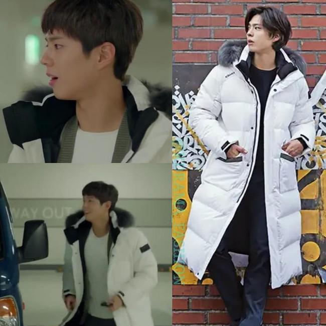 """Trong phim bị chê nghèo rớt, không xứng với """"chị tài phiệt"""" Song Hye Kyo nhưng Park Bo Gum toàn mặc đồ hiệu hết đấy - Ảnh 3."""