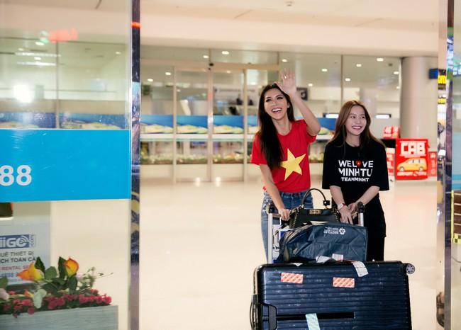Hậu Miss Supranational, Minh Tú chia sẻ bị thí sinh cách ly vì scandal mua giải - Ảnh 1.
