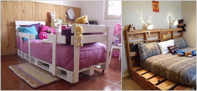 Lấy cảm hứng từ chất liệu gỗ, bạn có thể làm được vô số vật dụng hữu ích cho phòng ngủ của con mình - Ảnh 2.