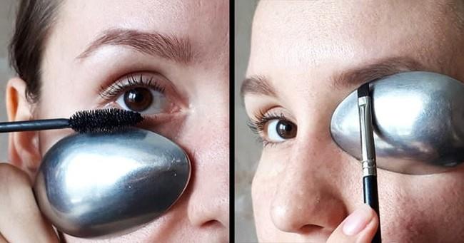 10 mẹo trang điểm cực dễ giúp chị em xinh hơn vài chân kính trong nháy mắt, nhưng không phải ai cũng biết - Ảnh 3.