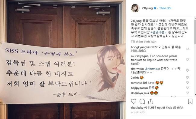 Bà xã Lee Byung Hun bất ngờ nhắc tới đội tuyển Việt Nam, nói lời đặc biệt với HLV Park Hang Seo - Ảnh 1.