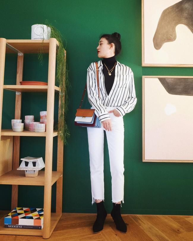 """10 công thức diện đồ """"không áo khoác"""" dành cho nàng công sở thường xuyên ngồi văn phòng - Ảnh 5."""