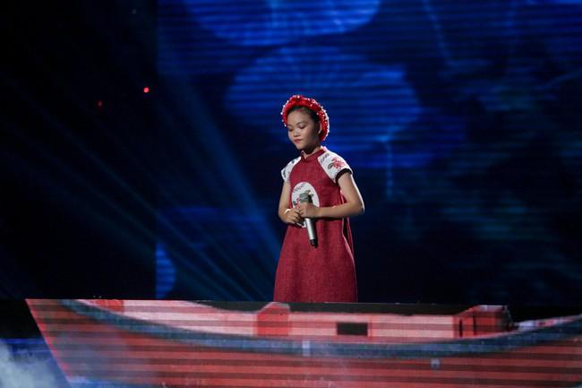 Bất ngờ với kết quả bình chọn top 7 thí sinh bước vào Bán kết The Voice Kids 2018 - Ảnh 9.