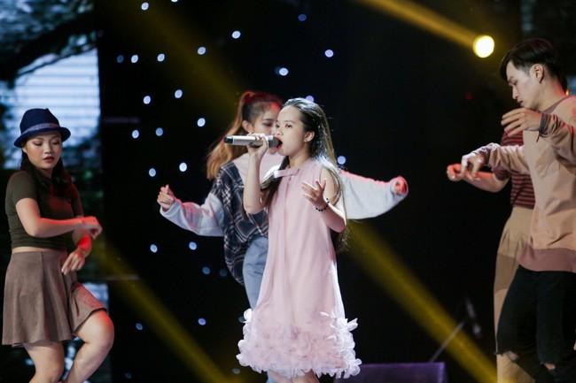 Bất ngờ với kết quả bình chọn top 7 thí sinh bước vào Bán kết The Voice Kids 2018 - Ảnh 5.