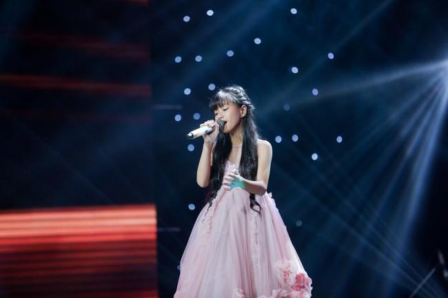 Bất ngờ với kết quả bình chọn top 7 thí sinh bước vào Bán kết The Voice Kids 2018 - Ảnh 4.