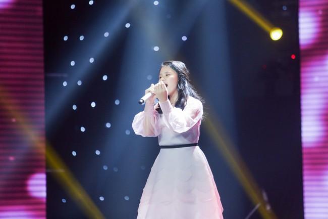 Bất ngờ với kết quả bình chọn top 7 thí sinh bước vào Bán kết The Voice Kids 2018 - Ảnh 3.