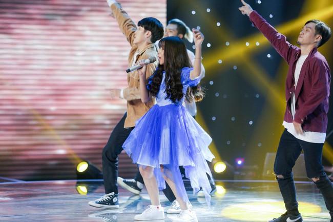 Bất ngờ với kết quả bình chọn top 7 thí sinh bước vào Bán kết The Voice Kids 2018 - Ảnh 7.