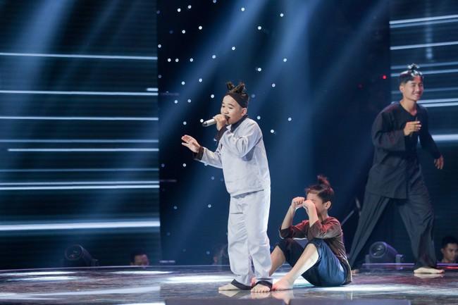 Bất ngờ với kết quả bình chọn top 7 thí sinh bước vào Bán kết The Voice Kids 2018 - Ảnh 8.