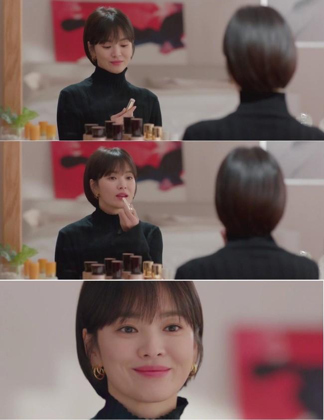 Phim có nguy cơ xịt nhưng son của Song Hye Kyo vẫn khiến dân tình mê mẩn và thi nhau tìm kiếm - Ảnh 3.