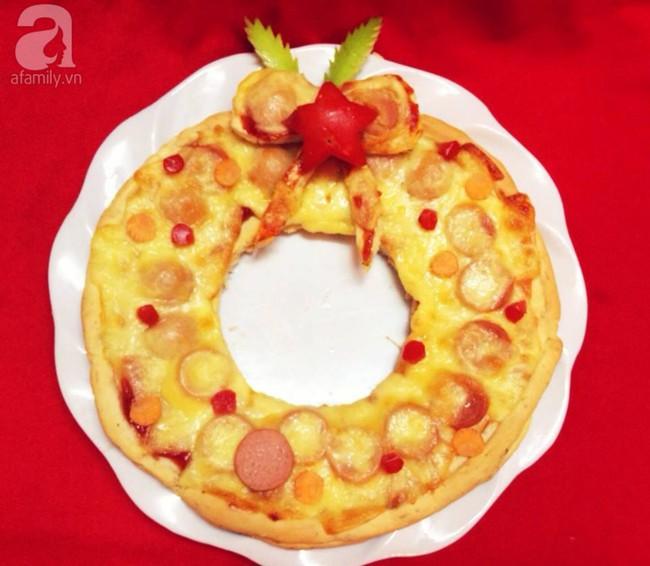 5 cách siêu cute làm vòng nguyệt quế từ đồ ăn cho mùa Noel thêm rực rỡ - Ảnh 3.