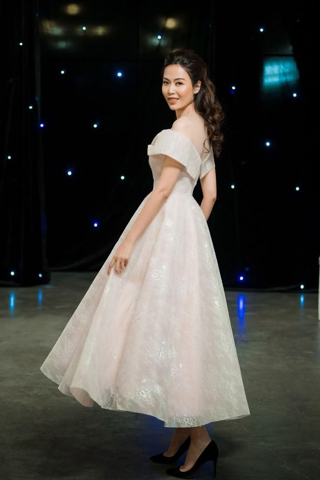 Maya diện váy lộ ngực khủng, khoe chiều cao vượt trội giữa dàn mỹ nhân toàn Hoa hậu - Ảnh 10.