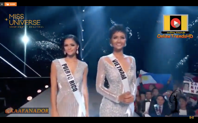 Chung kết Miss Universe 2018: HHen Niê dừng chân ở Top 5, Miss Philippines đăng quang Tân Hoa hậu Hoàn vũ - Ảnh 8.