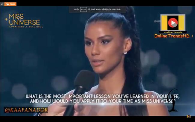 Chung kết Miss Universe 2018: HHen Niê dừng chân ở Top 5, Miss Philippines đăng quang Tân Hoa hậu Hoàn vũ - Ảnh 11.