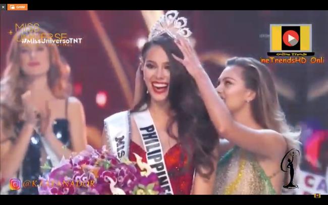 Chung kết Miss Universe 2018: HHen Niê dừng chân ở Top 5, Miss Philippines đăng quang Tân Hoa hậu Hoàn vũ - Ảnh 2.