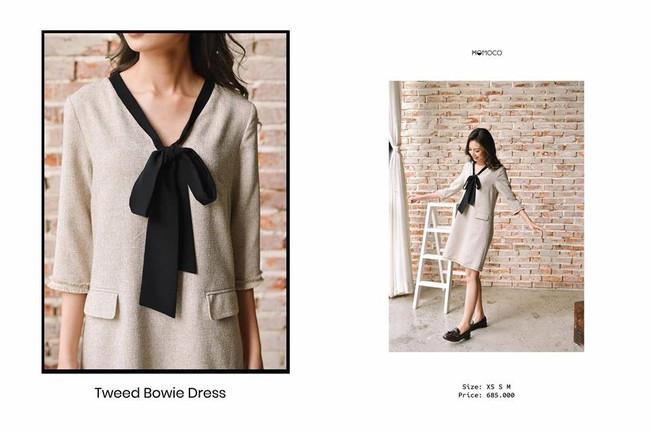 20 mẫu váy made in VietNam đẹp mê ly để các nàng thỏa sức shopping, làm điệu trước thềm Giáng sinh - Ảnh 6.