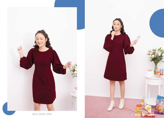 20 mẫu váy made in VietNam đẹp mê ly để các nàng thỏa sức shopping, làm điệu trước thềm Giáng sinh - Ảnh 1.