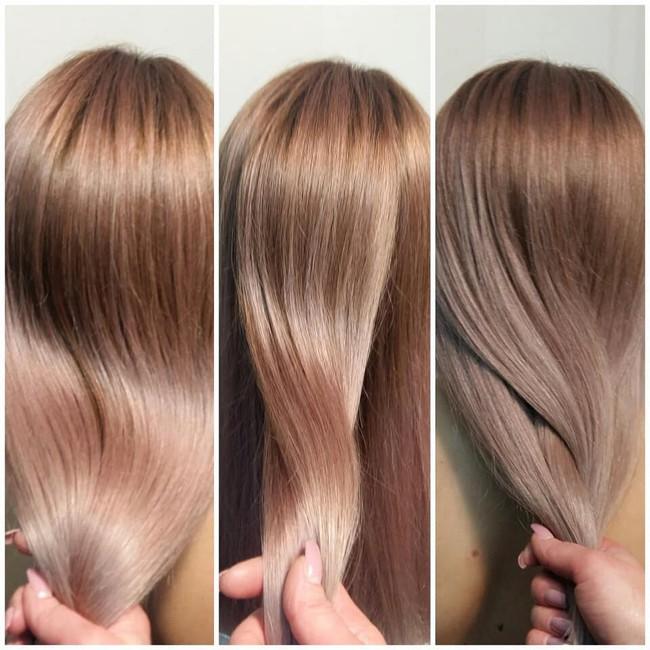 8 màu tóc được dự đoán sẽ lên ngôi trong năm 2019, chị em ngại gì mà không thử trước thềm năm mới - Ảnh 11.