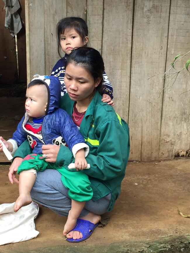 Đường cùng của người vợ ôm con khắp nơi xin tiền lo cứu chữa cho chồng bị chấn thương sọ não sau vụ tai nạn giao thông - Ảnh 8.
