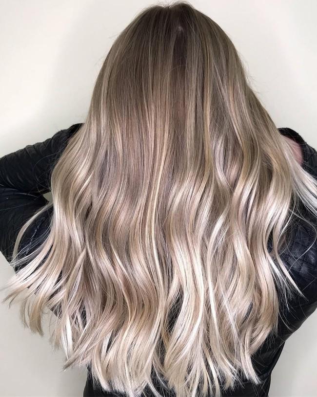 8 màu tóc được dự đoán sẽ lên ngôi trong năm 2019, chị em ngại gì mà không thử trước thềm năm mới - Ảnh 15.