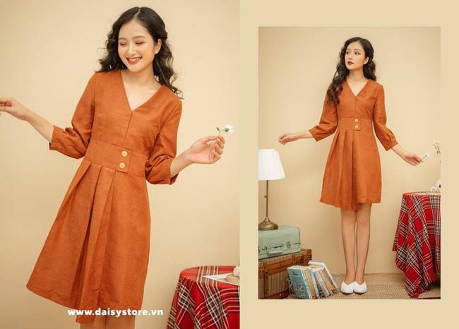 20 mẫu váy made in VietNam đẹp mê ly để các nàng thỏa sức shopping, làm điệu trước thềm Giáng sinh - Ảnh 10.